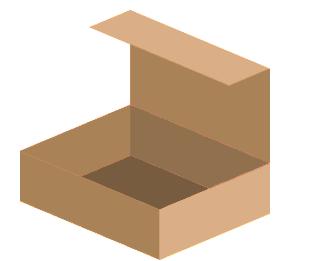 Conjunto vazio é representado por uma caixa vazia