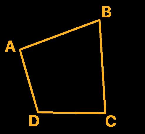 Quadrilátero inscrito na circunferência