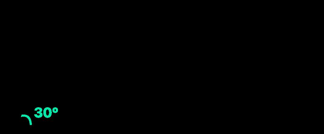paralelogramo em que o valor de apenas um de seus ângulos internos é informado