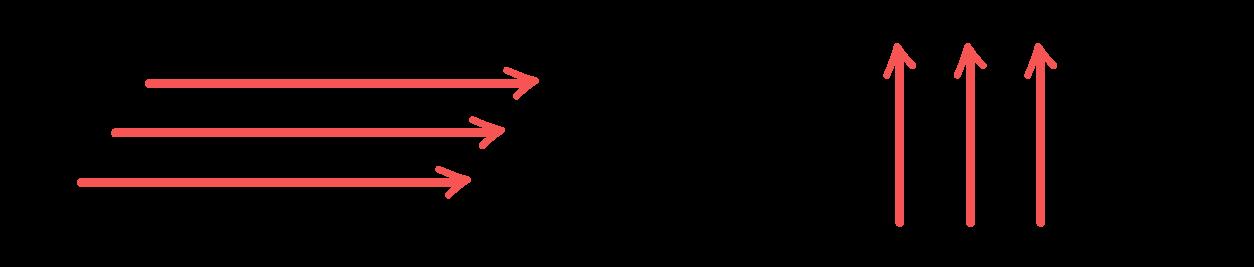 duas retas paralelas sempre mantém a mesma distância ao longo de sua trajetória