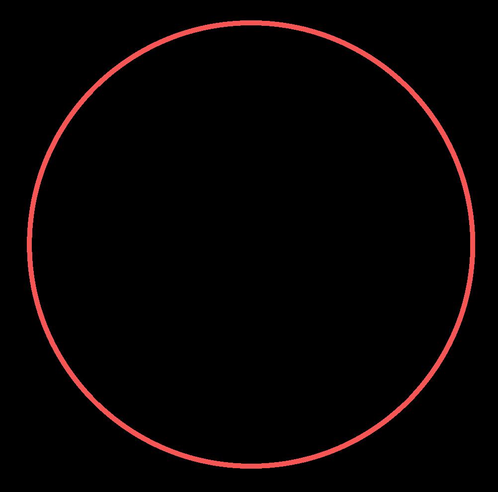 circunferência fora do quadrado