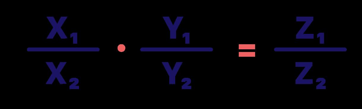 montagem da proporção apresentada nas colunas e resolução da equação formada