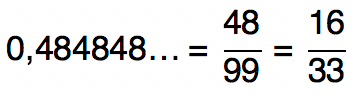 0,484848... = 16/33