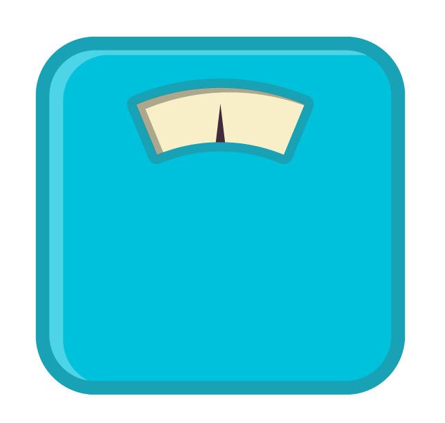 Balança de farmácia para determinar a massa.